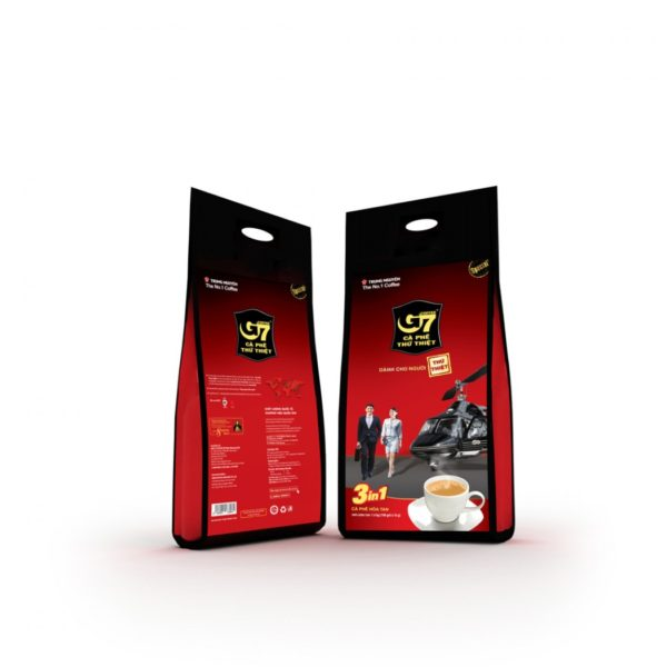 Cafe G7 3in1 Bịch 100 gói