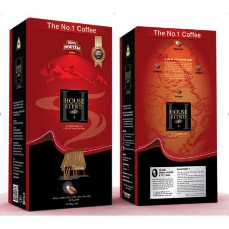 Cà phê House Blend Trung Nguyên