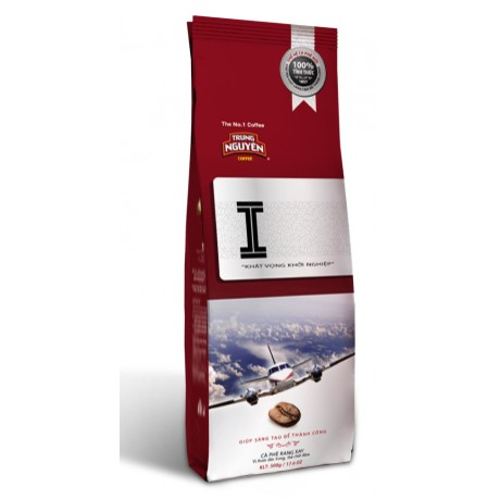 Cà phê Khát Vọng chữ I