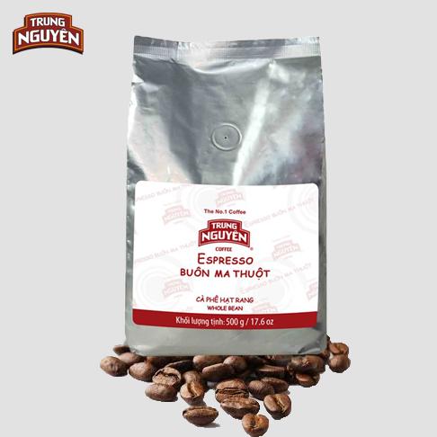 Cà phê hạt Trung Nguyên