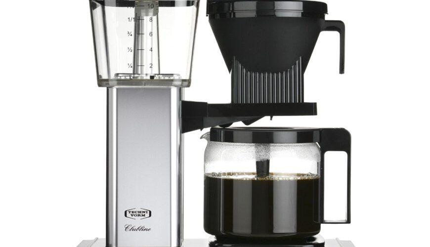 Trải nghiệm pha chế cà phê Drip cùng Moccamaster