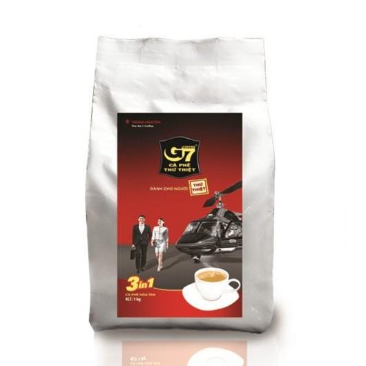 Cafe G7 3in1 Trung Nguyên-Bịch-1kg
